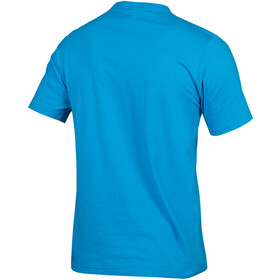 Endura One Clan Light T-Shirt Men, neon blue